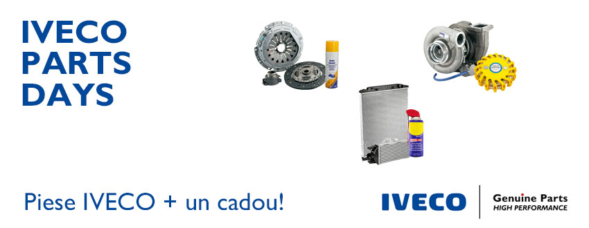 Iveco Parts Days