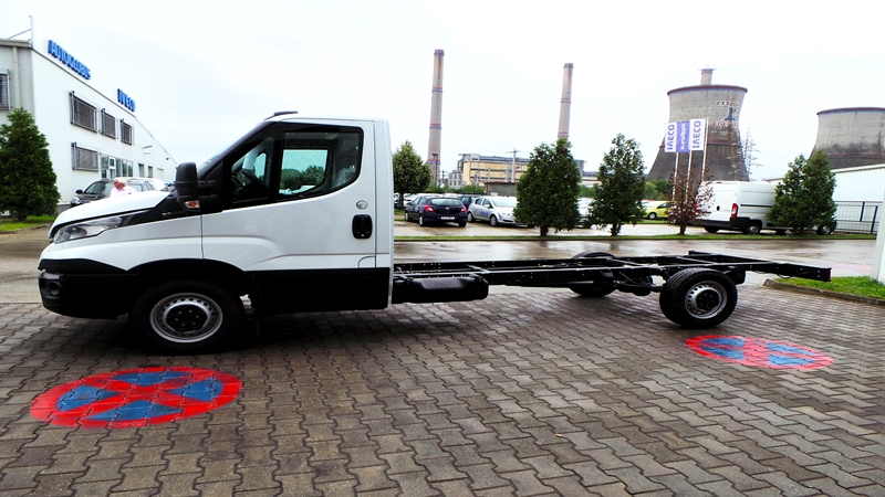 Iveco Daily Cab 11513654