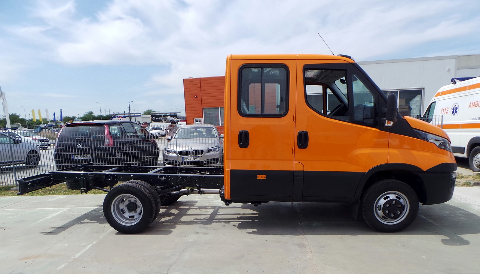 Iveco Daily Cab 11581973