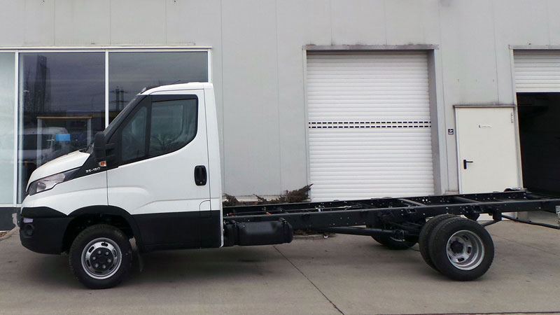 Iveco Daily Cab 11525545