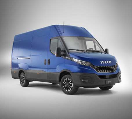 Noul Iveco Daily 2019