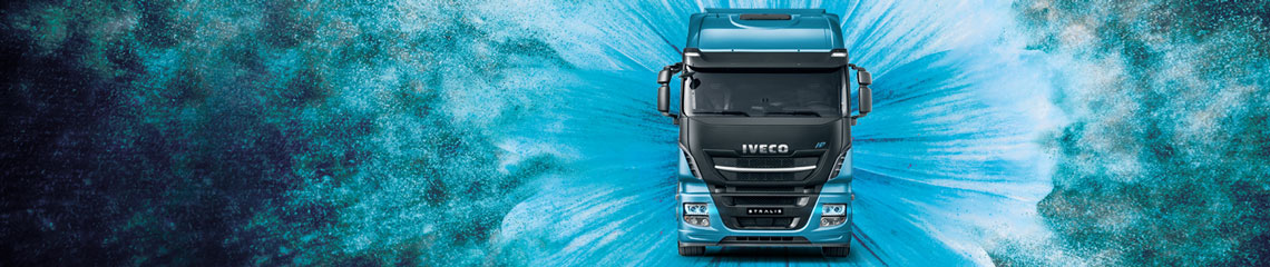 noul Iveco Stralis NP